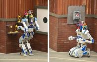 Darpa Robotik Yarışmasında Güney Koreli DRC-HUBO Robotu Şampiyon Oldu