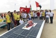 SOCRAT | Abu Dhabi Solar Challenge 2015