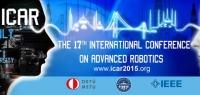 ICAR 2015 İleri Robot Teknolojileri Konferansı