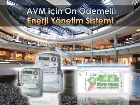 AVM'ler için Ön Ödemeli Enerji Yönetim Sistemi