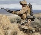 Askeri İskelet Robot   HULC (Human Universal Load  Carier)