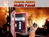 Anons Alarm Matrix Paneli