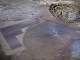 Şili'nin Hibrit Solar Enerji Santralleri