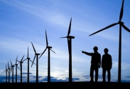 Azerbaycan'ın Rüzgar Enerjisi Projesi