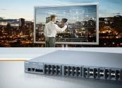 Siemens'in Güçlü Ethernet Switch'i ile Otomasyon ve Ofis Ağlarını Birbirine Bağlayın