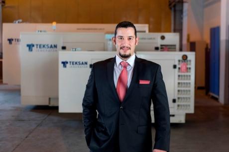 Teksan Jeneratör, Türkiye'nin ilk Hibrit Jeneratörünü  ABD Pazarında Görücüye Çıkardı