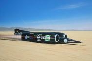 Thrust SSC | Karada Dünyanın En Hızlısı