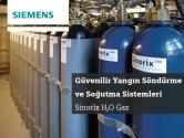 Güvenilir Yangın Söndürme ve Soğutma Sistemleri | Sinorix H2O Gaz