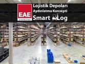 Lojistik Depoları Aydınlatma Konsepti | EAE Smart Log