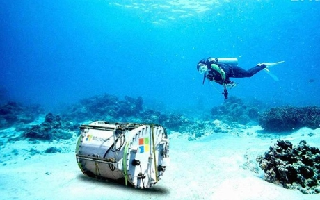 Okyanus Dibinde Veri Merkezi | Leona Philpot