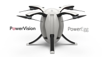 Yumurta Şeklinde Drone │ PowerEgg
