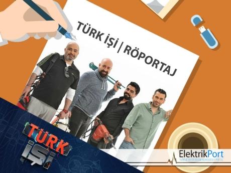 NTV 'Türk İşi' Ekibi Röportajı