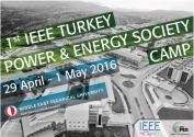 1. IEEE Türkiye PES Kampı