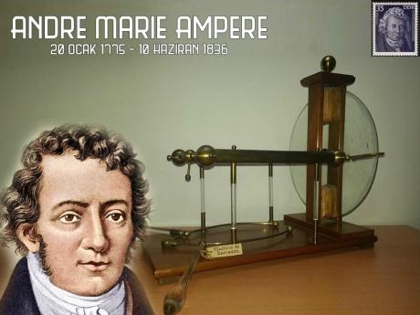Andre Marie Ampere'in Hayatı