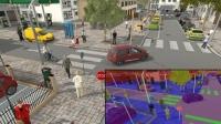 İnsansız Arabalar için Sanal Sürüş Okulu | Synthia