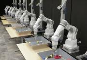 Yapay Zeka ile Öğrenen Robot Kollar