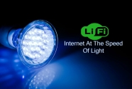 Li-Fi Artık 20 Kat Daha Hızlı