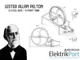Lester Allan Pelton | Pelton Türbini Mucidi