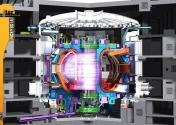 Dünya'nın En Büyük Füzyon Reaktörü Kuruluyor