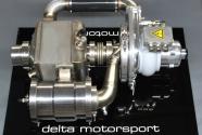 Elektrikli Araçlar için Türbin Destekli Motor