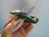Yusufçuk Böceğinden İlham Alınan Drone
