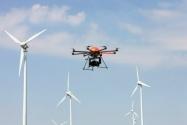 Drone'lar ile Rüzgar Çiftliklerinde Yüksek Verim