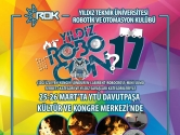 Yıldız Robocon'17 | YTÜ Robotik ve Otomasyon Kulübü