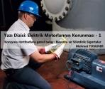 Buşonlu ve Silindirik Sigortalar | Elektrik Motorlarının Korunması - 1. Bölüm
