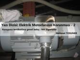 Koruyucu tertibatlara genel bakış - NH Sigortalar | Elektrik Motorlarının Korunması 2. Bölüm