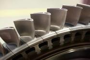 Siemens'in 3D Yazıcıyla Üretilen Gaz Türbin Bıçakları