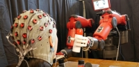 Beyin Kontrollü Robot