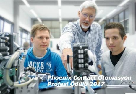 Phoenix Contact|| Otomasyon Projesi Yarışması Ödülleri Sahiplerini Bulacak