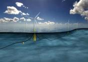 Dünyanın En Büyük Yüzer Rüzgar Santrali Kuruluyor!