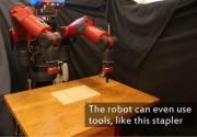 Sanal Gerçeklik ile Robot Kontrolü Yapıldı