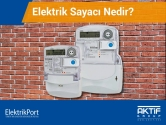Elektrik Sayacı Nedir?   Enerji Sayaçları