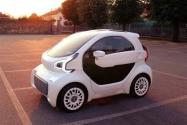 3D Baskılı Otomobil   LSEV