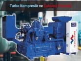 Turbo Kompresör Nedir, Çalışma Prensibi Nasıldır?