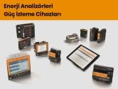 Enerji Analizörleri I Güç İzleme Cihazları
