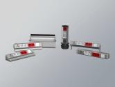 E-LINE SMART | Masaüstü Priz | Donatılabilir Bürotik Priz Bloklar