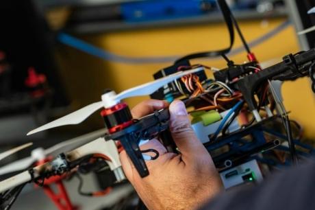 Gaz Algılama Drone'ları Geliştirildi