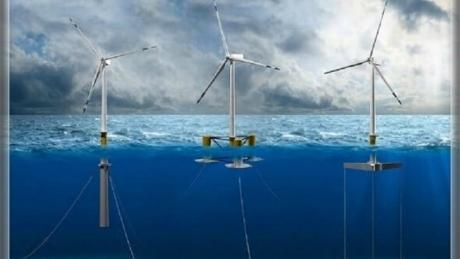 Deniz Üstü Rüzgar Enerjisinde Potansiyel 11 Bin MW