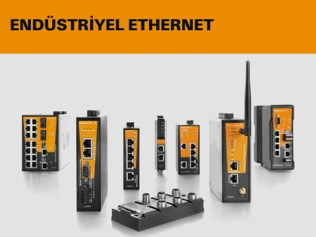 Endüstriyel Ethernet   Weidmüller