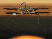 NASA'nın Yeni Uzay Aracı InSight Marsa İndi