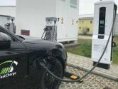 450 kW'lık Elektrikli Araç Şarj İstasyonu Kuruldu!