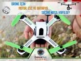 Drone için Motor, ESC ve Batarya Seçimi Nasıl Yapılır?| ElektrikPort Akademi