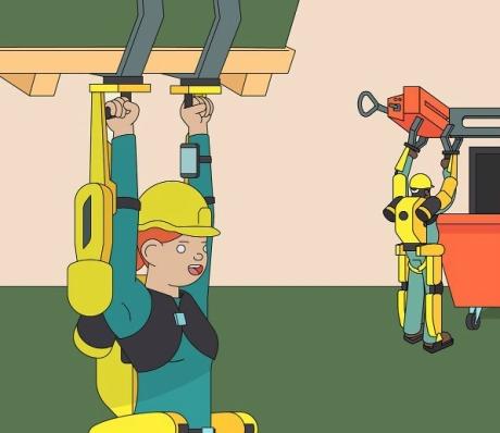 Robotik Dış İskelet: Guardian XO, Endüstri Çalışanlarına Süper Güç Veriyor