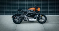 Harley Davidson'un İlk Elektrikli Motosikleti: LiveWire