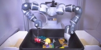 Ambidextrous Robotlar E-Ticareti Hızlandırabilir
