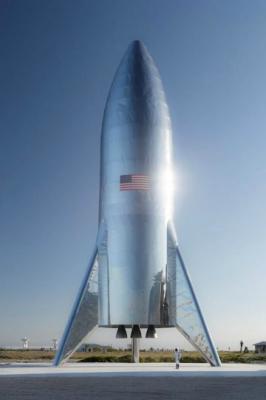 SpaceX'in Yeni Roketi | StarShip