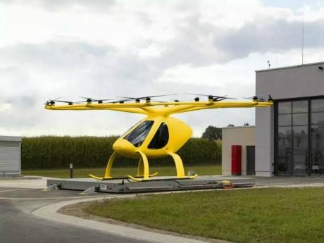Havacılıkta Yeni Dönem: Uçan Taksiler